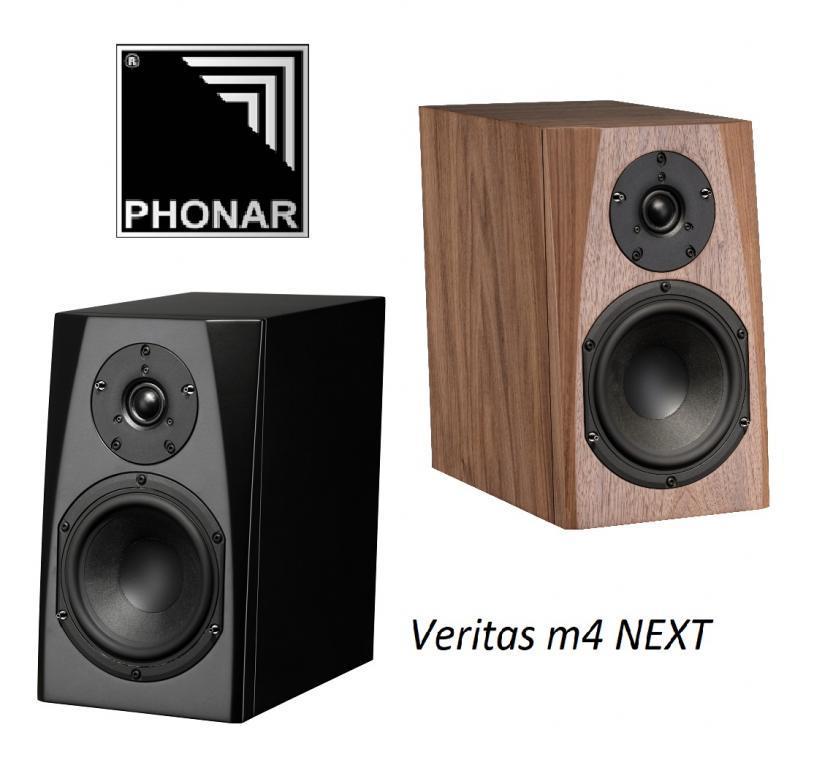 Unverbesserbar? Phonar Veritas M4 NEXT: DIE Kompakte in der 1000.- Euro Klasse.