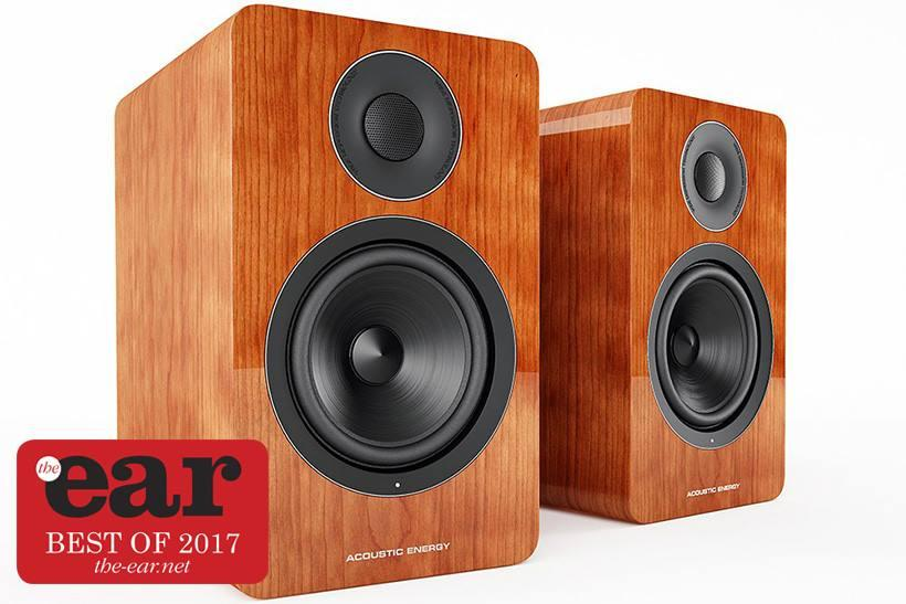 ACOUSTIC ENERGY AE 1 Active - BEST of 2017 auf the-ear.net