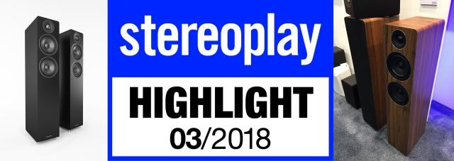 ACOUSTIC ENRGY AE 109 – Highlight Stereoplay