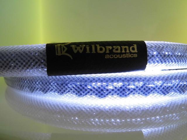 Wilbrand acoustics Netzkabel GF7 silver II