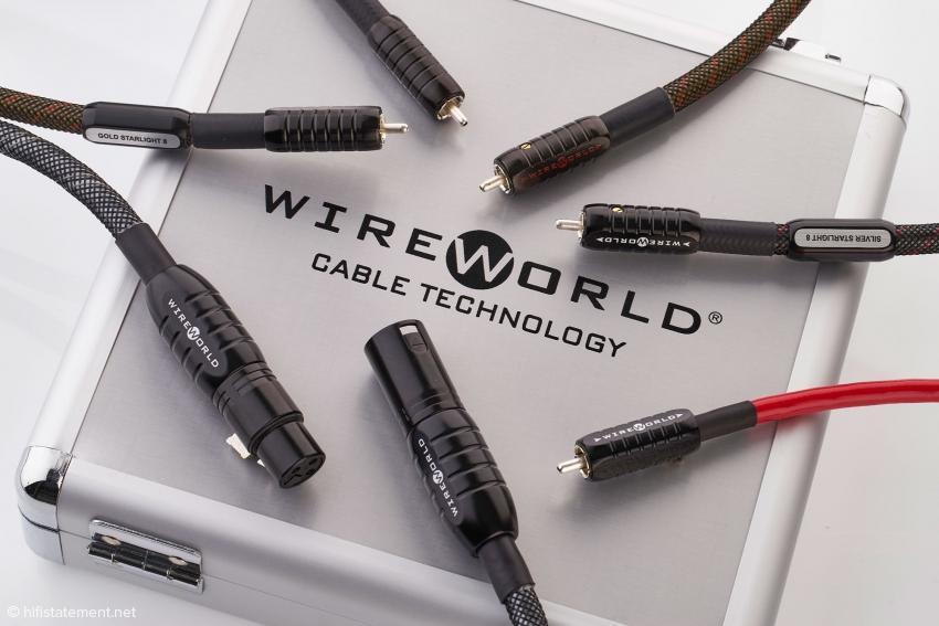 Test: WireWorld - 75Ohm Digitalkabel - Wieder ein echtes Statement von WireWorld !