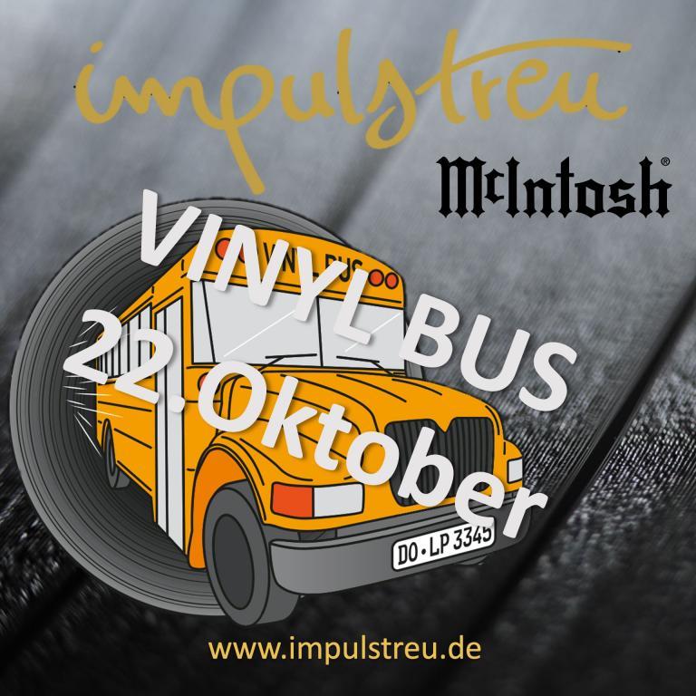 VINYL-Bus zu Gast bei impulstreu in Mülheim an der Ruhr