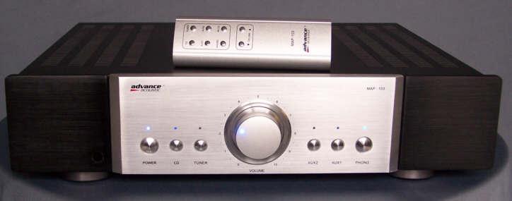Advance Acoustic die High-End-Preisbrecher aus Frankreich
