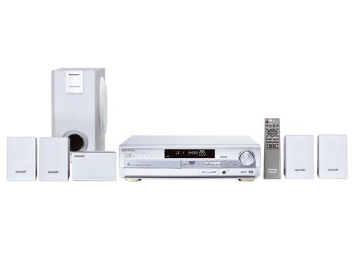 Neues Heimkino-System von Panasonic