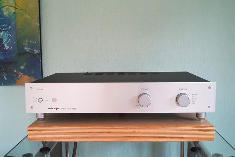 Audio Agile Step Vollverstärker