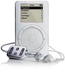 Apple´s iPod jetzt auch für Windows