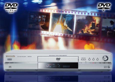 Neuer Panasonic DVD-Recorder