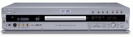 Sonys erster DVD-Recorder
