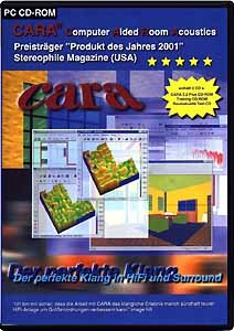 Raumakustik-Simulationsprogrammpaket