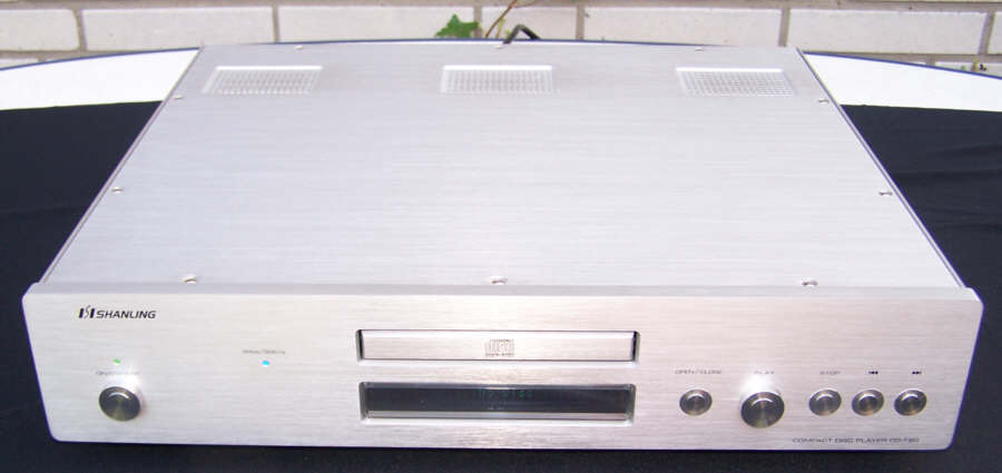 Shanling Hybrid CD Player