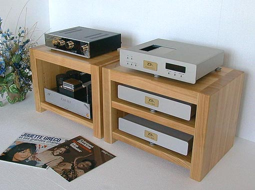 Linea - Modul …solide Möbel - schöner Klang