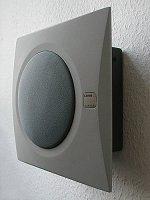 Innovativer Wandlautsprecher von audiodata