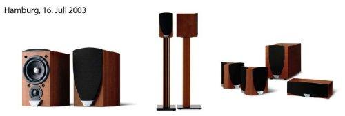 Die neuen Lautsprecher der Jamo E8 Serie