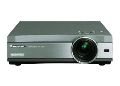 Panasonic LCD-Projektor  ausgezeichnet