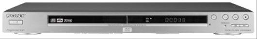 Superflach und PAL-progressiv: Sonys DVD-Player