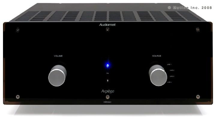 Audiomat Arpege - Röhren Vollverstärker