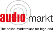 audio-markt - The online marketplace for high-end